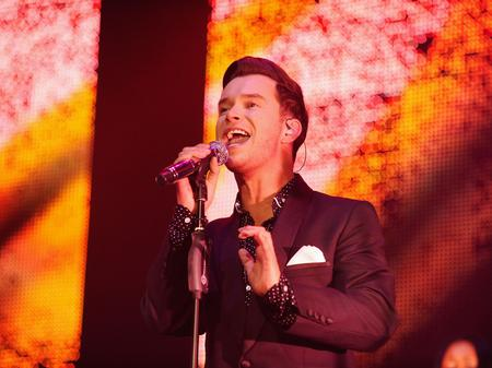 boyzone, Jingle bell ball, Stephen Gateley