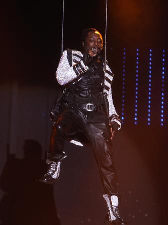 Black Eyed Peas live in Europe