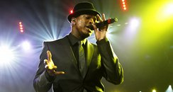 Ne-yo live at Capitals Jingle Ball Ball with Windo