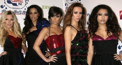 the saturdays at the Jingle Ball Ball 2008
