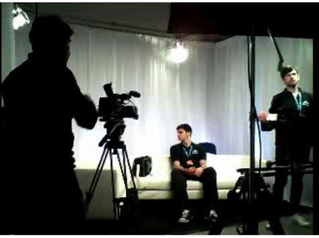 JBB Backstage webcam