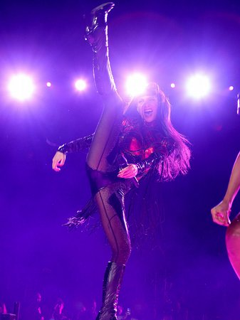 Jingle Bell Ball Nicole Scherzinger