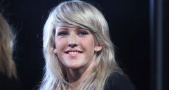 Ellie Goulding at The Brits Nominations Awards Par