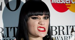 jessie J at The Brit Awards 2011 nominations Party