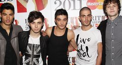The Wanted The BRIT Awards 2011 - Nominations Anno