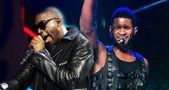 Usher Vs Tinie
