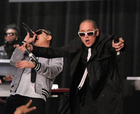 Far East Movement live