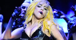 Lady Gaga on tour