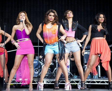 the saturdays alton tower live