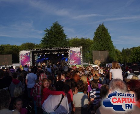 Crowds @ Ponty's Big Weekend