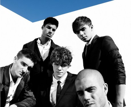 The Wanted's 2012 Calendar