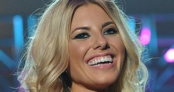 mollie king on stage