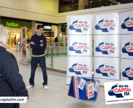 Capital FM Spin the Dice