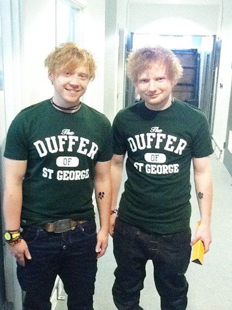 Ed Sheeran twitter