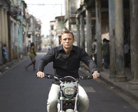 Daniel Craig in James Bond