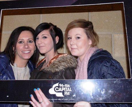 Rihanna Capital FM Arena