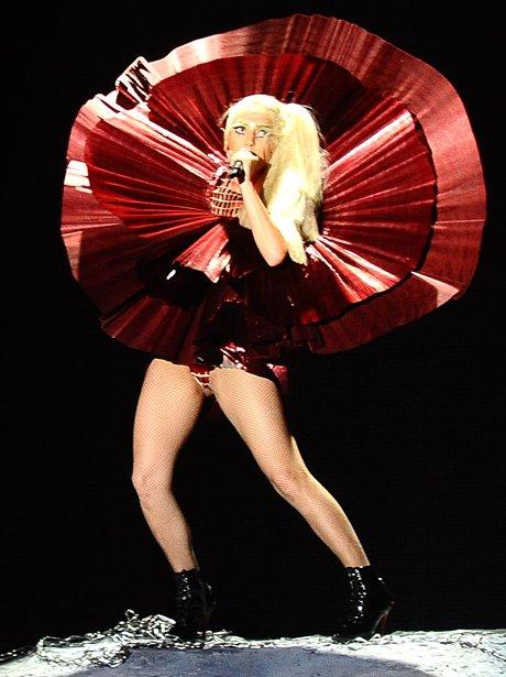 meet lady gaga contest 2012