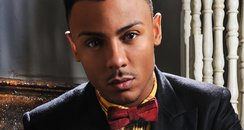 Marcus Collins promotes his new single