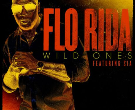 Flo Rida Featuring Sia - 'Wild Ones' album cover