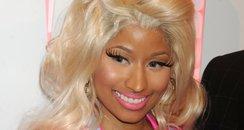 Nicki Minaj attends MAC cosmetic Party