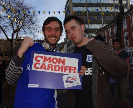 cardiff V Liverpool