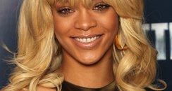 Rihanna promotes Battleship