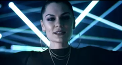 Jessie j in laserlight video