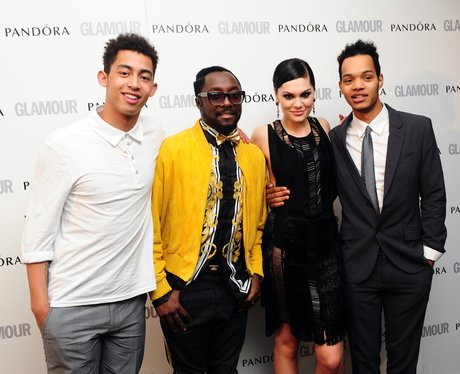 Rizzle Kicks, Jessie J and Will.i.am