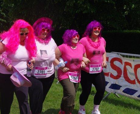 Race For Life - Nottingham 10th June