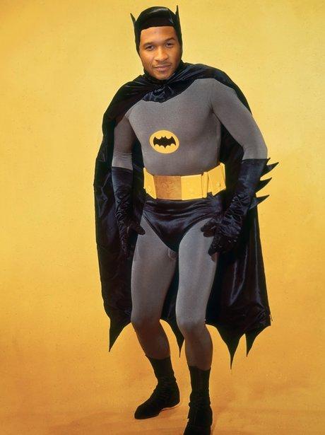 Usher 'Batman'