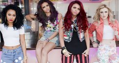 Little Mix Press Shot July 2012