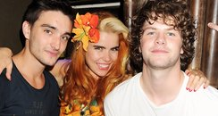 The Wanted and Paloma Faith