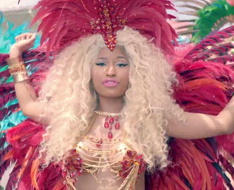 Nicki Minaj 'Pound The Alarm' Video