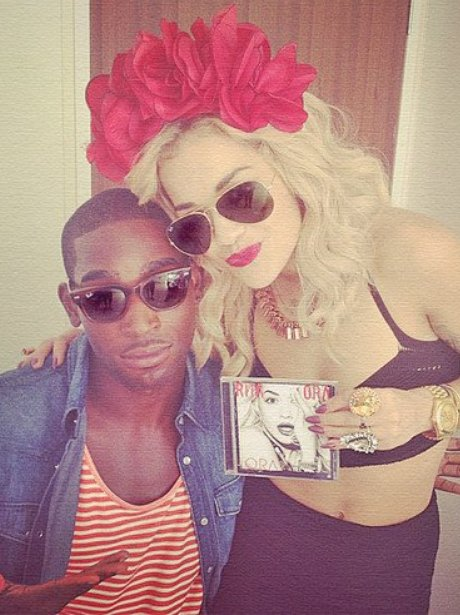 Riita Ora and Tinie Tempah together