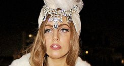 Lady Gaga in Stockholm