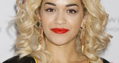 Rita Ora signs copies of her album in London