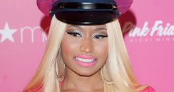 Nicki Minaj launches Pink Friday her new perfume