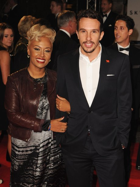 Emeli Sande and husband