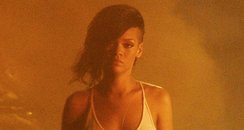 Rihanna 'Diamonds' video shoot