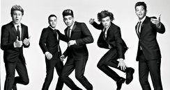 One Direction in VOGUE 2012