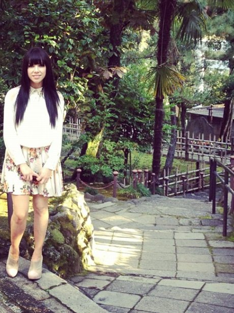 Carly Rae Jepsen in Japan