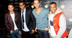 JLS Lipsy Launch Party 2012