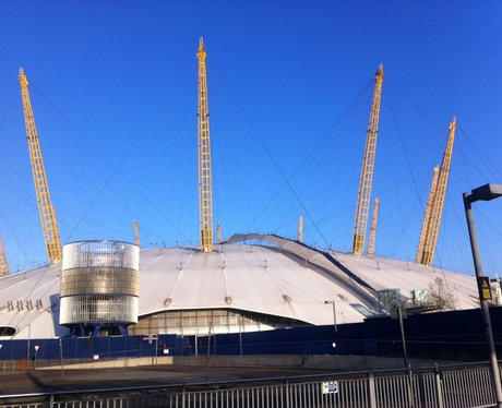 O2 Arena Saturday