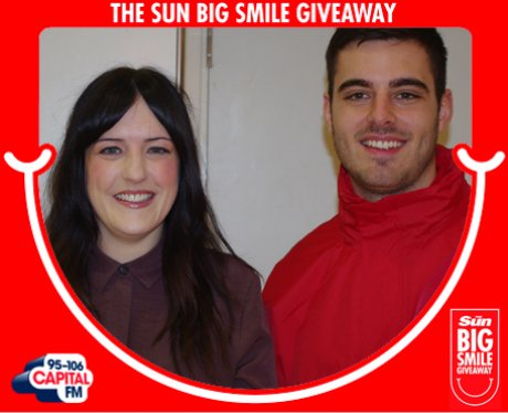 Big Smile Giveaway, Newcastle