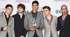 The Wanted People's Choice Awards 2013
