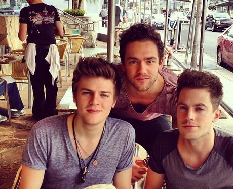 Lawson arrive back in America