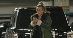 Adele out in Beverly Hills