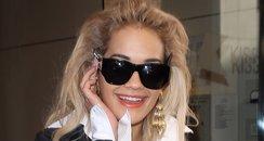 Rita Ora Wearing Glasses