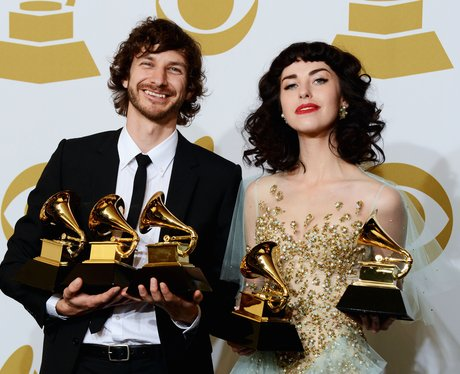Gotye at the 2013 Grammy Awards