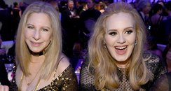 Barbra Streisand, Adele and Shirley Bassey at the